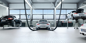 Centro Assistenza Porsche