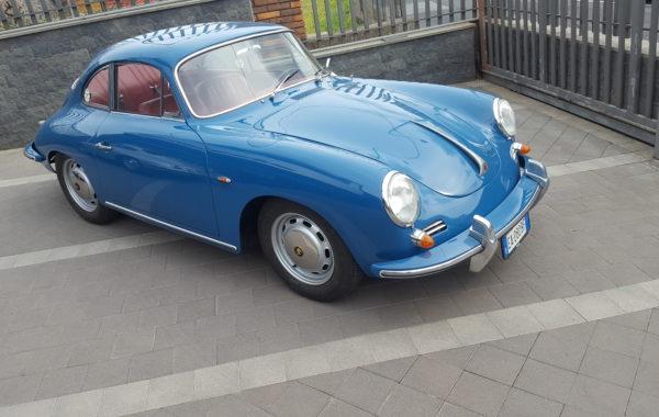 Restauro Porsche Classic 356