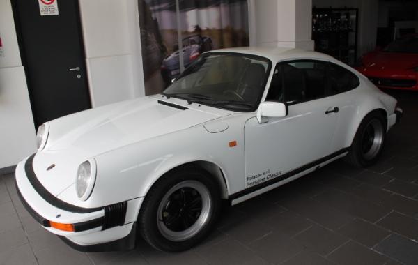 Restauro Porsche 911 sc del 1983 204 CV