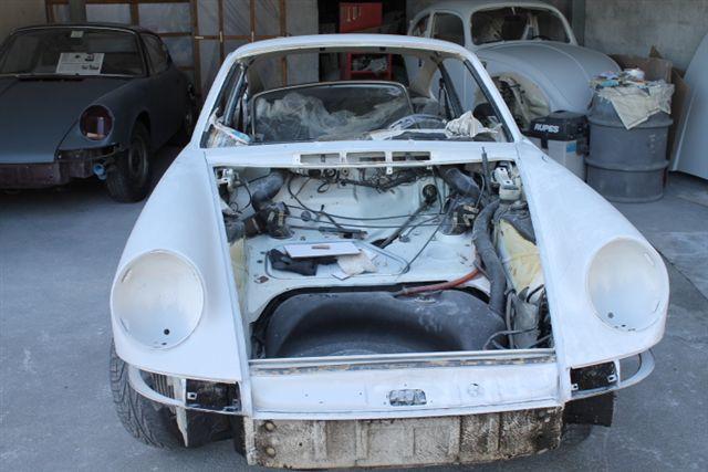 Restauro Porsche Classic 911 2 4 S 171 Palazzo S R L
