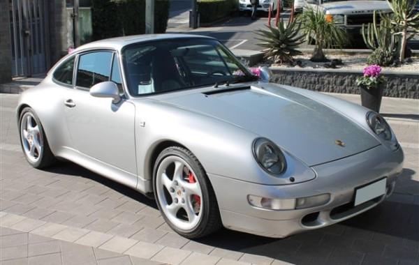 Porsche 993 Carrrera 4S del 1997 [VENDUTA]