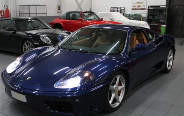 Ferrari 360 Modena del 2003 [VENDUTA]
