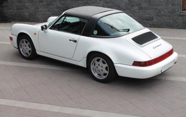 Porsche 964 Carrera 4 Targa