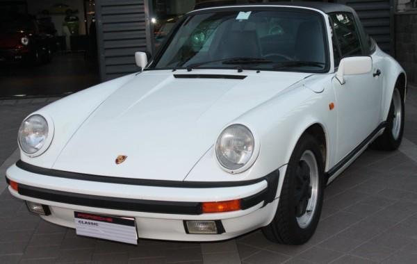 Porsche 911 Carrera 3,2 Targa del 1987 [VENDUTA]