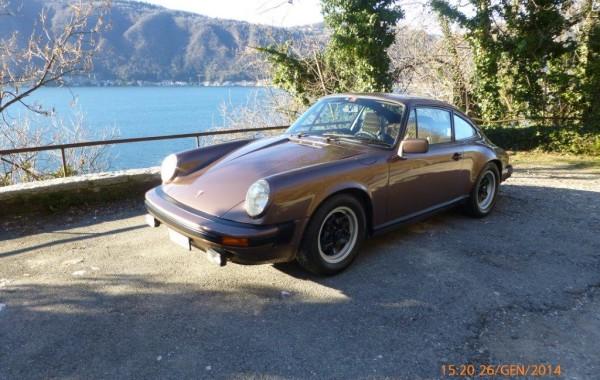 Porsche 911 SC del 1980