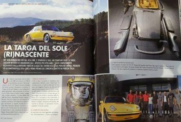 N.91 di Tutto Porsche: protagonista la nostra 911 SC Targa
