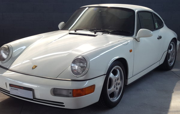 Porsche 964 RS km 18900