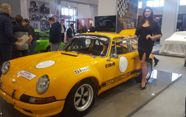 Porsche 911  2,5 ST Race Car