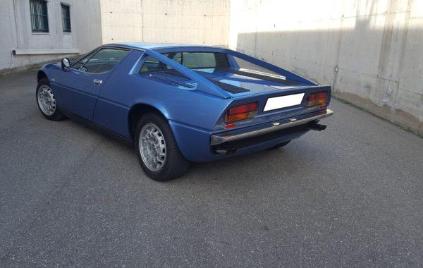 Maserati Merak 3.0 del 1975