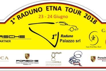 Porsche tour Etna 2018